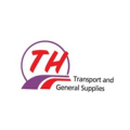 TH For Transport & General Supplies  logo