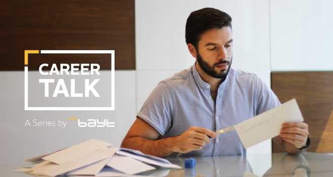 Career Talk Episode 6: Do You NEED a Cover Letter?